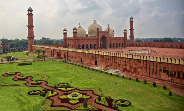 Badshahi-Masjid-Lahore