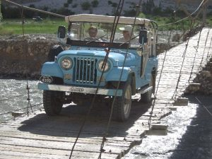 Jeep Deosai tour