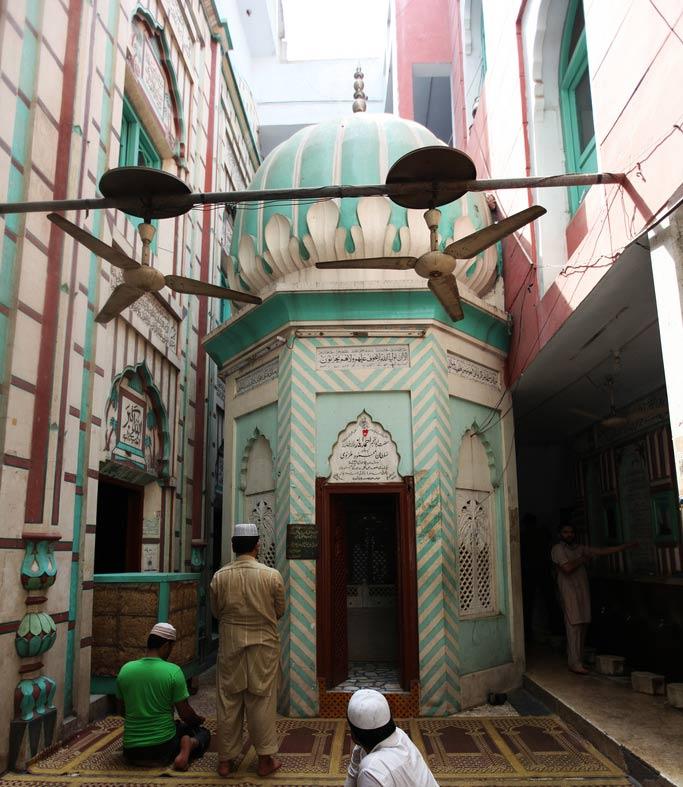 Malik-Ayyaz-Tomb