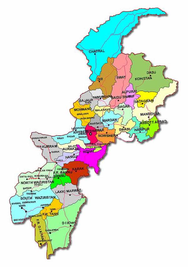 Map-Khyber-Pakhtunkhwa