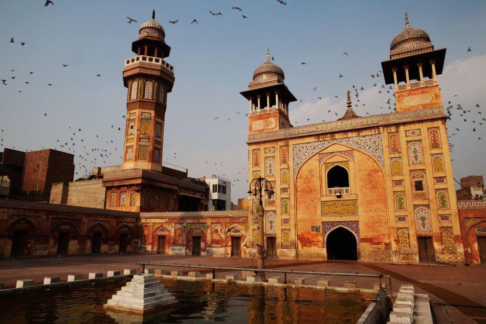 masjid-wazir-khan